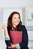 Successful applicant Stock Image