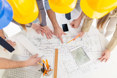 Successful Architects Team Stock Photos