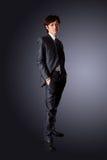 Successful Asian business man Stock Photos