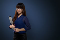 Successful asian business person Royalty Free Stock Photos