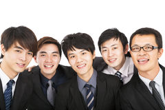 Successful asian business team Royalty Free Stock Photography