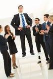 Successful boss Stock Photo