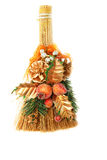 Successful broom stock image