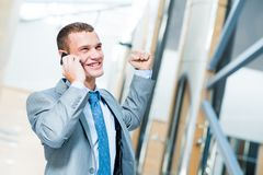 Successful in business Stock Image