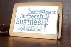 Successful business Royalty Free Stock Photos