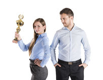 Successful business colleagues Stock Photos
