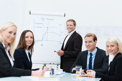 Successful business design team Stock Images