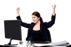Successful business executive Stock Photos
