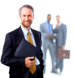 Successful business man Stock Photos