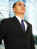 Successful Business Man Stock Photo