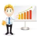 Successful business man. Stock Photos