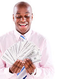 Successful business man Stock Images