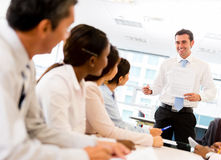 Successful business meeting Royalty Free Stock Image