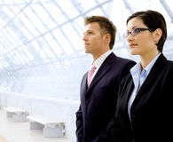Successful business people royalty free stock images