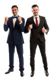 Successful business people Stock Image
