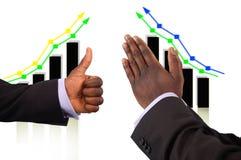 Successful Business Prayer Stock Photos