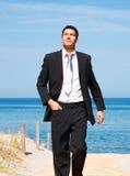 Successful business success career Royalty Free Stock Photos
