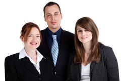 Successful business team Stock Photos