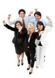 Successful business team Royalty Free Stock Images