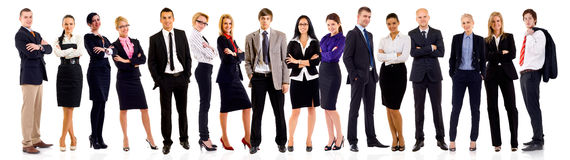 Successful business team Stock Images