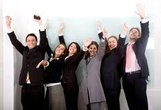 Successful business team Stock Image