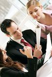 Successful business team Royalty Free Stock Photo