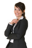 A successful business woman. Royalty Free Stock Photo