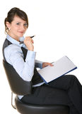 A successful business woman Stock Photo