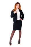Successful business woman Stock Photo