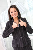 Successful Business Woman Stock Image