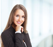 Successful business woman Royalty Free Stock Photo