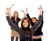 Successful business women Stock Photo
