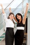 Successful business women Stock Image