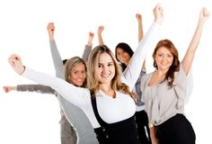 Successful business women Stock Photography