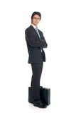 Successful businessman Royalty Free Stock Photo