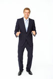 Successful Businessman Stock Image