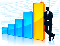 Successful businessman Royalty Free Stock Images