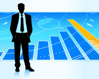 Successful businessman Stock Photos