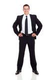 Successful businessman portrait Stock Photography