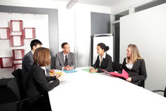 Successful businesspeople Royalty Free Stock Photography