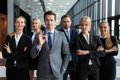 Free Successful Businesspeople Team Stock Photo - 118650070