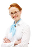 Successful businesswoman Royalty Free Stock Photo