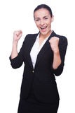 Successful businesswoman. Royalty Free Stock Images