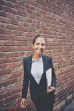 Successful businesswoman Royalty Free Stock Photos