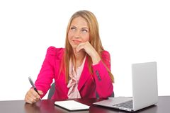 Successful businesswoman Royalty Free Stock Image
