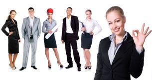 Successful businesswomen Royalty Free Stock Photos