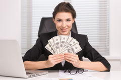 Successful businesswomen. Royalty Free Stock Image