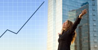 Successful businesswomen Stock Photos