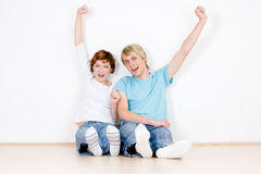 Successful Couple Royalty Free Stock Image