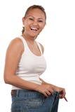 Successful diet Stock Photo